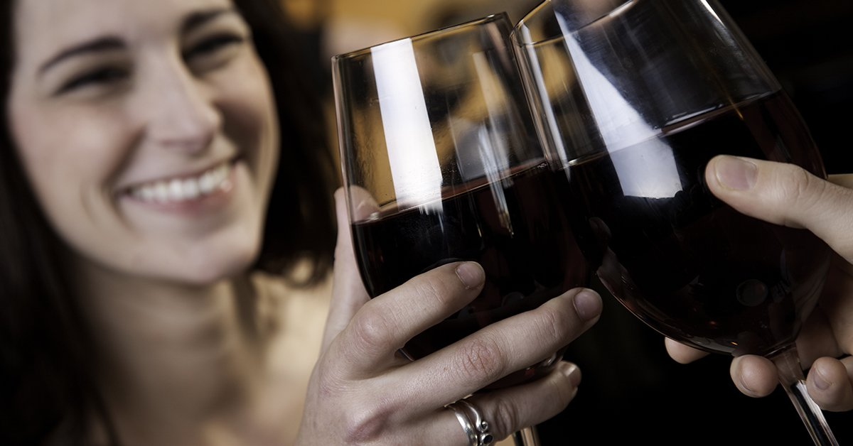 Wine and your teeth