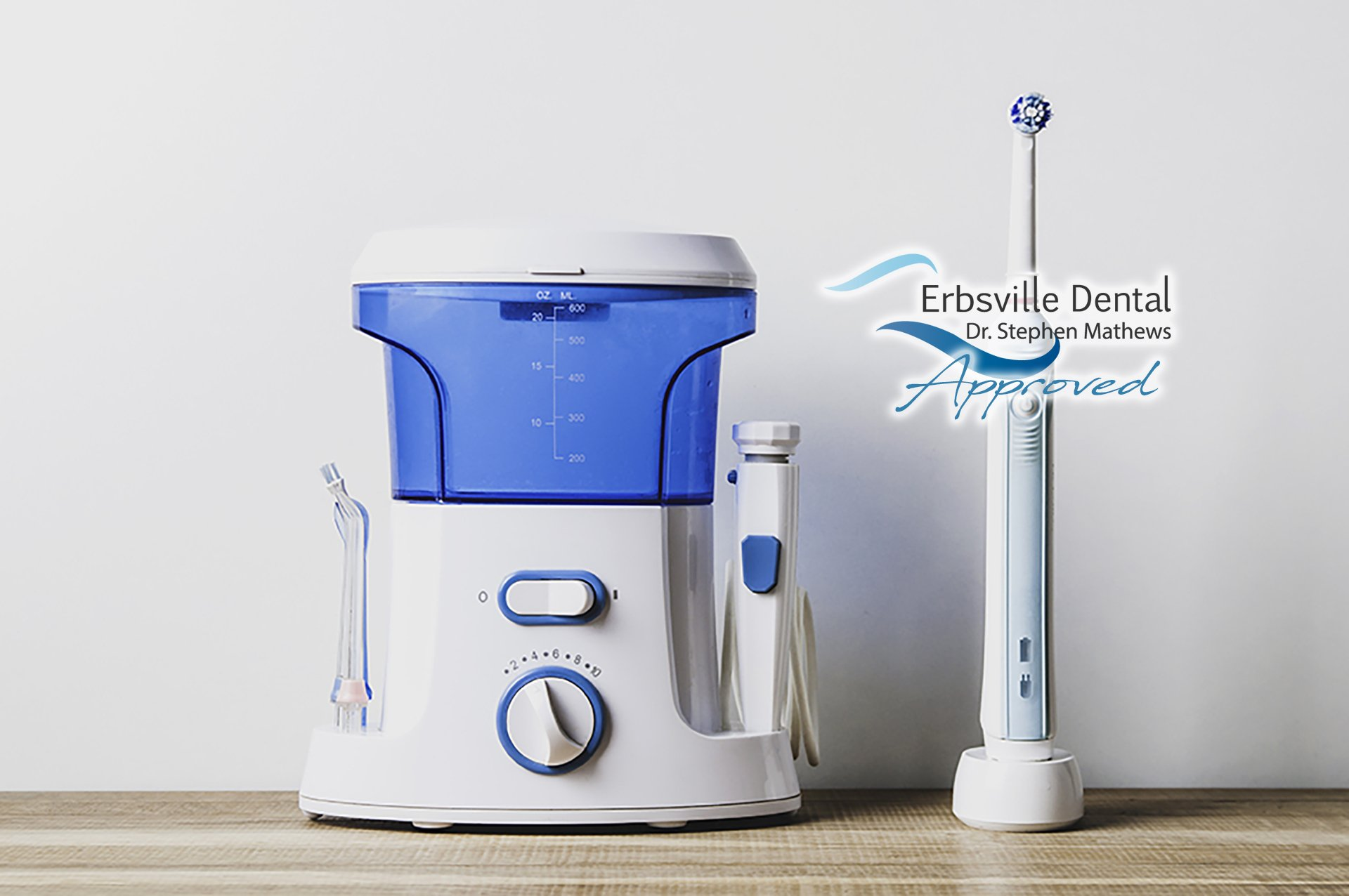 Waterpik and Erbsville Dental