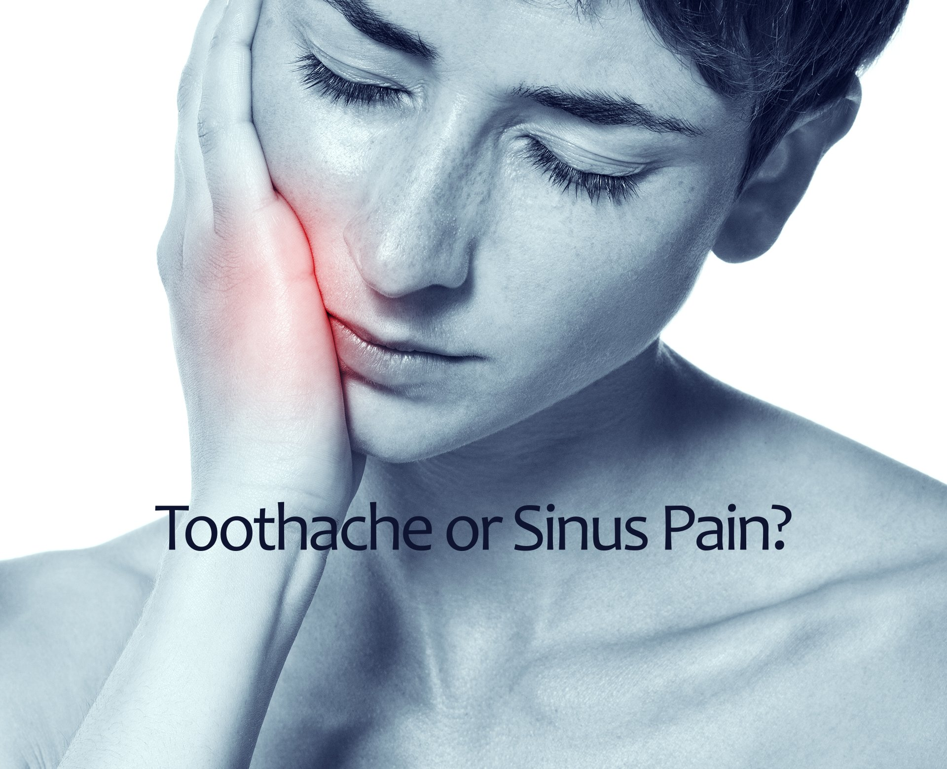 Toothache or Sinus Pain?