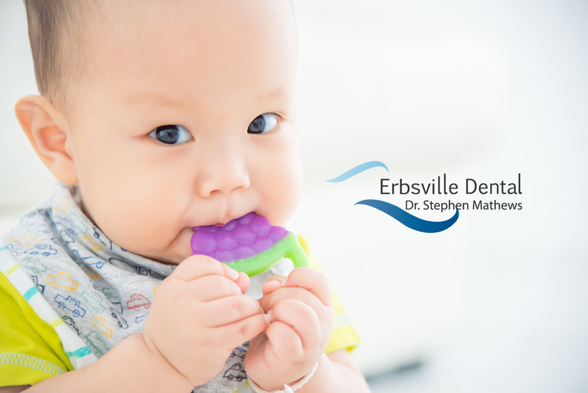 help your teething baby