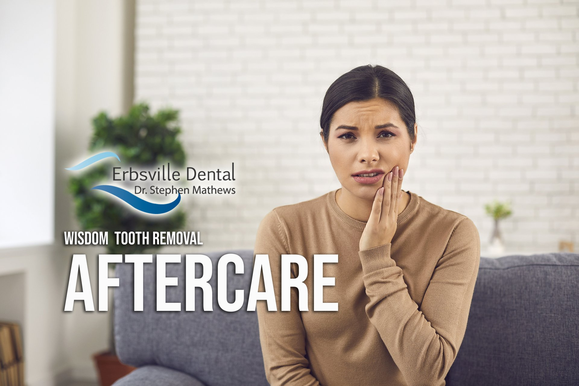 Wisdom Teeth Aftercare